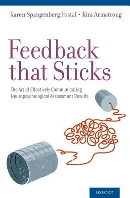 Feedback That Sticks By Postal, Karen Spangenberg/ Armstrong, Kira